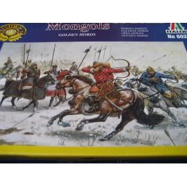 Mongols Figures