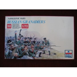 Russian Grenadiers Figures