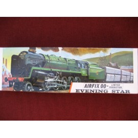 Airfix Evening Star Model Train