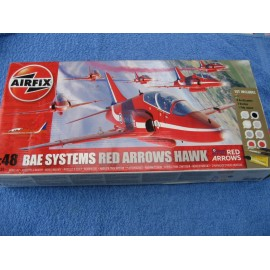Airfix Red Arrow Hawk