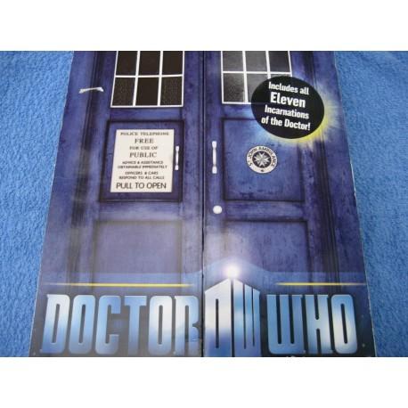 Doctor Who Figures 2