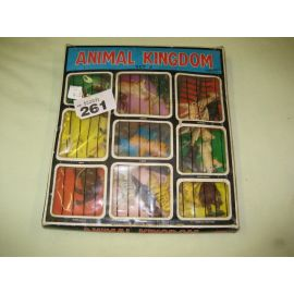 Vintage Plastic zoo set no.2
