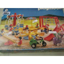 Playmobil Vintage 1981 Playground set 3223