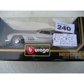 Burago 1/18 Mercedes 300SL - 1954