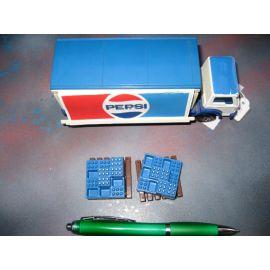 Matchbox K40 Ford Pepsi Truck
