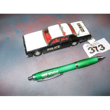 Dinky Playmouth Police Car Meccano