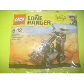 Lego MiniFigure Set 30260 – Lone Ranger's Pump Car