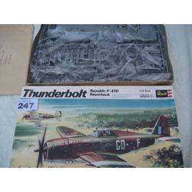 Revell Kit Thunder Bolt P-47D
