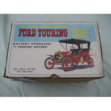 Tin Plate Ford Touring 1909 Car
