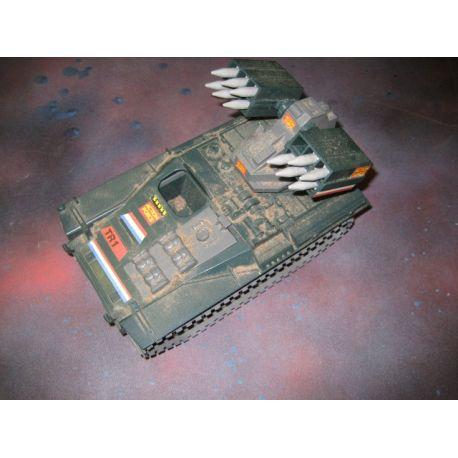 Gi Joe Action Force. Hasbro 1983 Tank