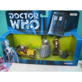Doctor Who 2006 Gorgi Ty 96202
